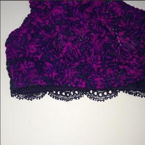 Free People Intimates & Sleepwear - ⬇️$25 NWOT Free People Intimately Cheeky Lace Bra